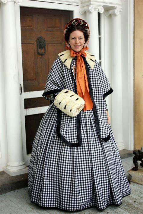 What Dresses Did Women In Civil War Era Have