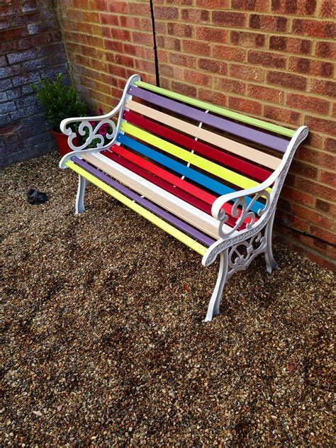 What Paint To Use On Outdoor Wooden Bench