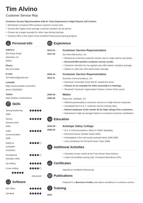whats a good resume headline for customer service top resume headline examples job interview career guide - Resume Headline Examples For Customer Service
