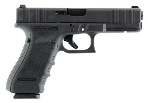 Glock-Question When Did Glock Become The Standard Issue Police Weapon.