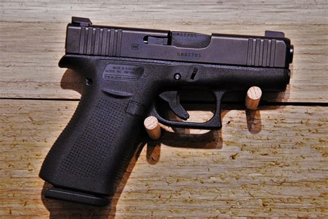 Glock-Question When Is The Glock 43 Gen5 Coming Out.