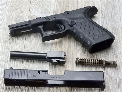 Glock-Question When To Full Clean Glock.
