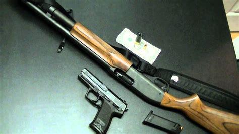 Shotgun-Question When To Use A Shotgun Vs A Pistol.