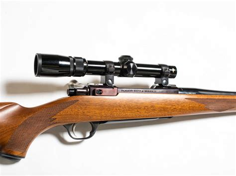 Ruger-Question When Was Ruger Model 77 Rifle Introduced.
