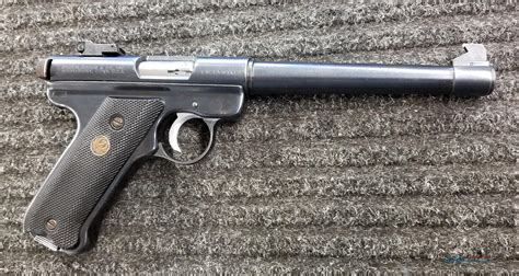 Ruger-Question When Was The Ruger Mark 1 Made.