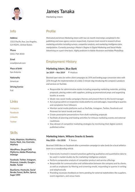 awesome how many years of experience on a resume contemporary