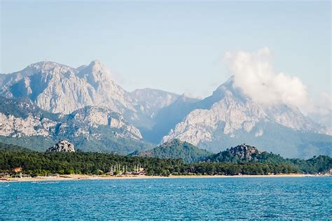 Taurus-Question Where Are The Taurus Mountains.