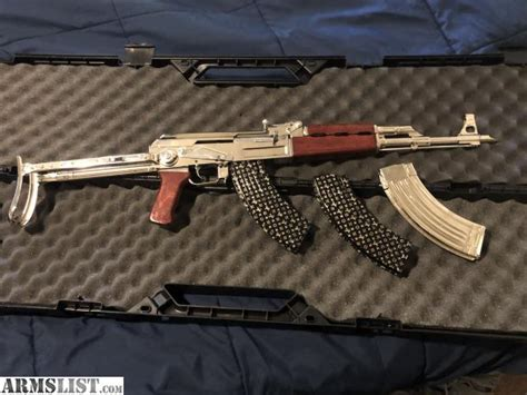 Ak-47-Question Where Can I Find A Nickel Plated Ak-47 Bolt.