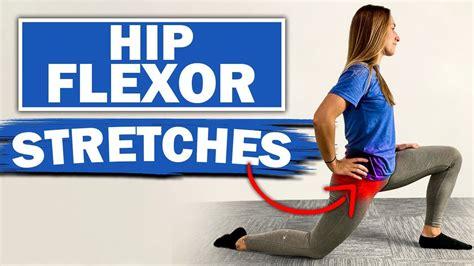 where is the hip flexor tendonitis relief