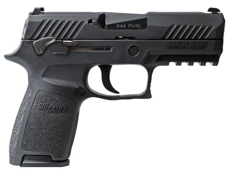 Sig-P320-Question Where Is The Safety On A Sig Sauer P320.
