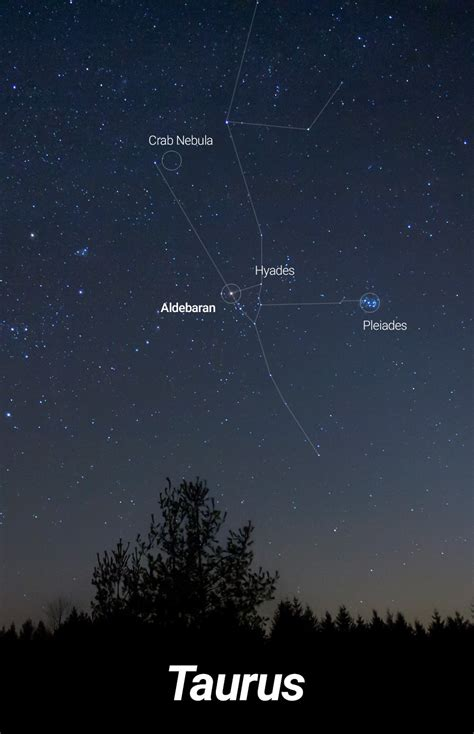 Taurus-Question Where Is The Taurus Constellation Located.