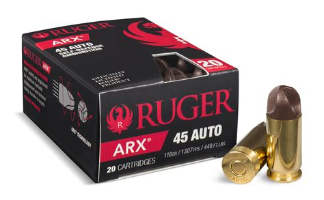 Ruger-Question Where To Buy Arx Ruger Bullets