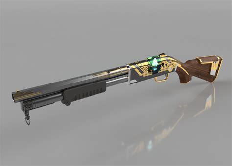 Shotgun-Question Where To Get Margrave Shotgun Prey.