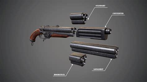 Shotgun-Question Where To Get The Best Shotgun In Fallout 4.
