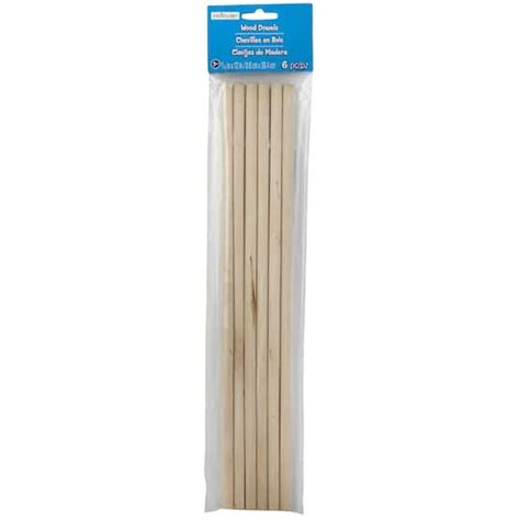 Where To Buy Wooden Dowels