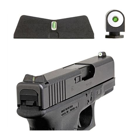 Glock-Question Which Big Dot For Glock 19 Standard Or Oversize.