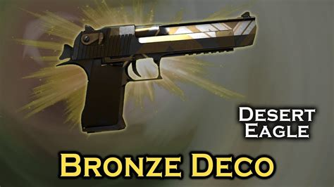 Desert-Eagle Which Case Does The Desert Eagle Bronze Deco Come From.