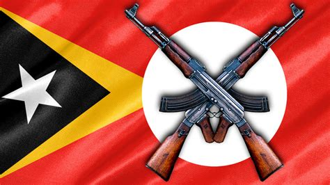 Ak-47-Question Which Country Has An Ak 47 On Their National Flag.