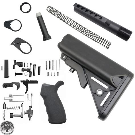 Gunkeyword Which Is The Best Lower Build Kits For Ar 15.