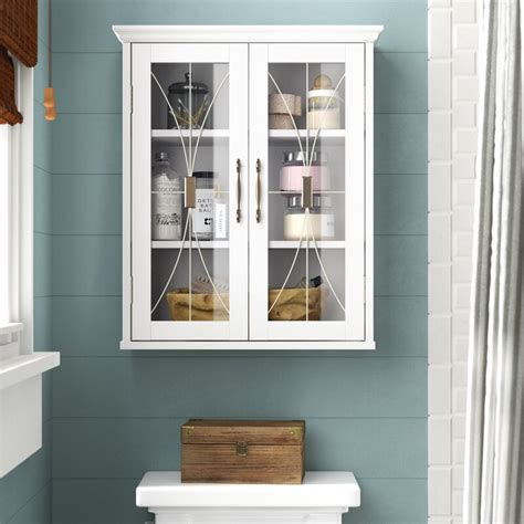 Whipple 20.5 W x 24.5 H Wall Mounted Cabinet