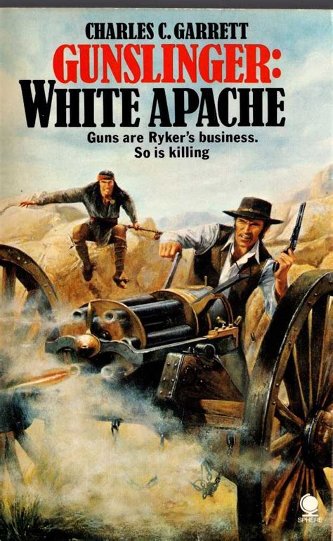 Read Books White Apache (Gunslinger / Charles C. Garrett) Online