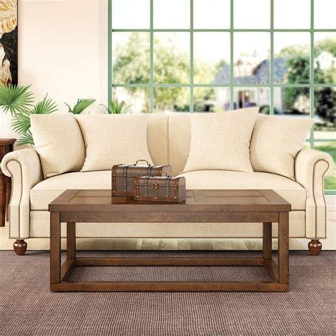 Whiteweed Coffee Table