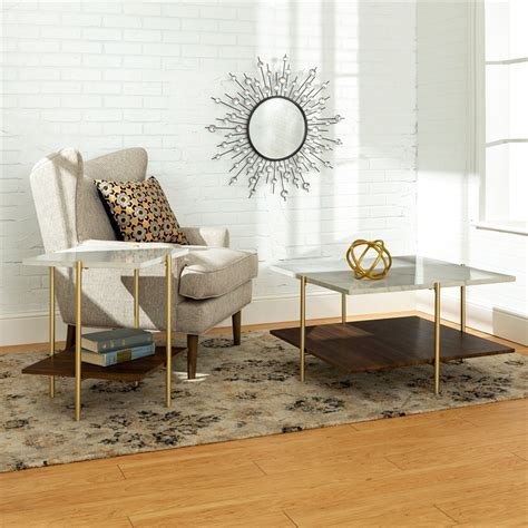 Whitt 2 Piece End Table Set