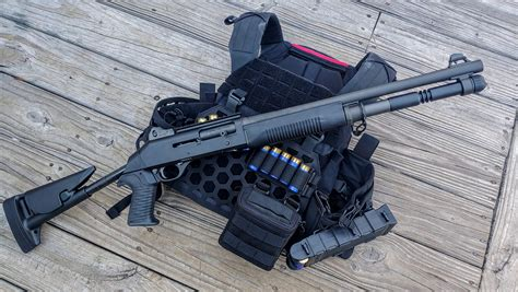 Benelli Who Carrys Benelli M4.