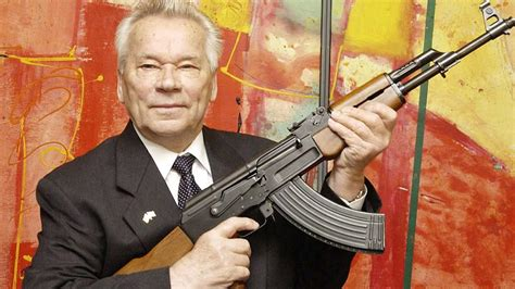 Gunkeyword Who Invented Ak 47.