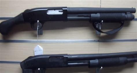 Shotgun-Question Who Makes A 14 Barroled Shotgun.