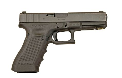 Glock-Question Who Makes Glock Handguns.