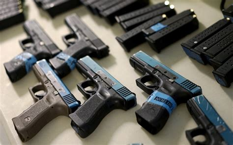 Glock-Question Who Manufactures Glock.
