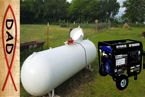 Whole House Emergency Generator