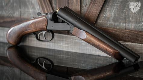 Shotgun-Question Why Are Sawed Off Shotguns Illegal.