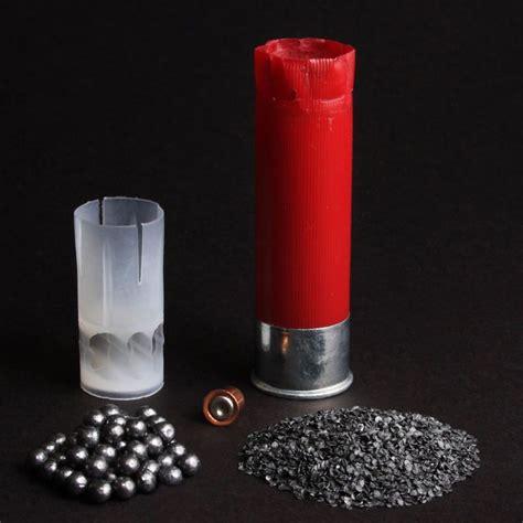 Shotgun-Question Why Are Shotgun Shells Made From Plastic.