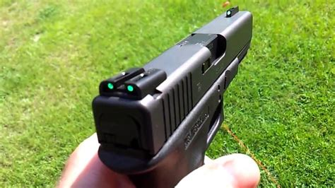 Glock-Question Why Dont Truglo Tfo For Glock 36.