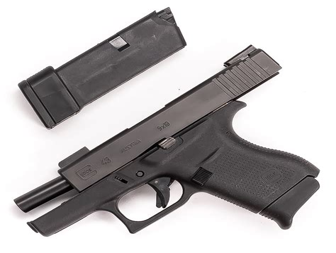 Gunkeyword Why Is The Glock G43 Called A Double.