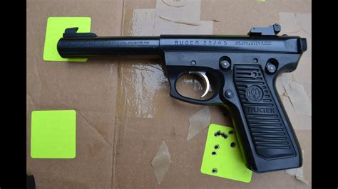 Ruger-Question Why Is The Ruger 22 45 Called It.