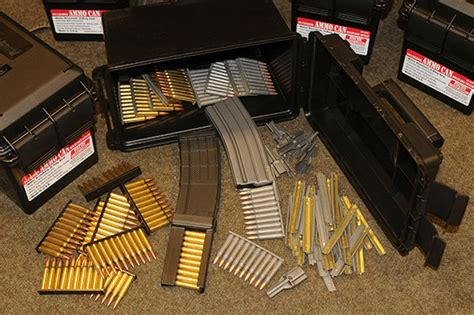 Gun-Store-Question Why Store Ammo Away From Guns.