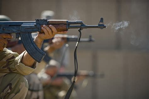 Ak-47-Question Why The Ak-47 Is Reliable.
