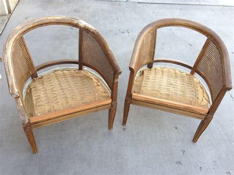 Wicker Chair Diy