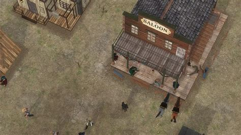 Gunkeyword Wild Guns City Builder Game.