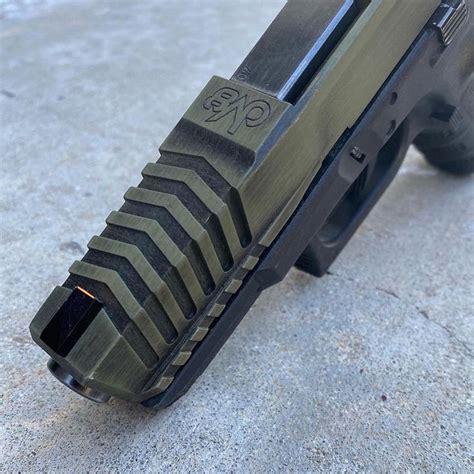 Glock-Question Will A Glock 21 Slide Gen3 Fit A Gen 4.