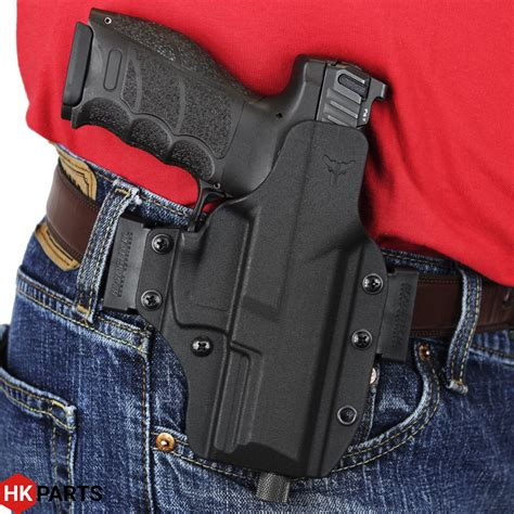 Glock-Question Will A Glock 22 Fit A Vp9 Holster.