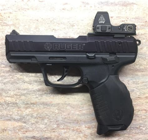 Ruger-Question Will A Red Dot Mount On A Ruger Sr22.