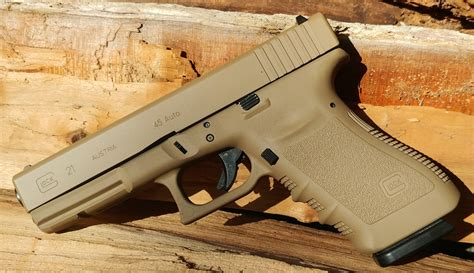 Glock-Question Will Glock 21 And 21sf Mags Interchange.