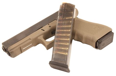 Glock-Question Will Glock 22 Mags Fit Glock 17.