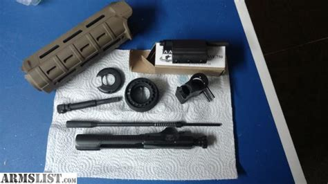 Magpul-Question Will Magpul Handguard Work With Adams Arms Piston Kit