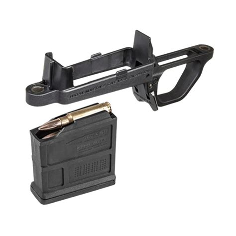Magpul-Question Will The Magpul Bottom Metal Take Acis Magazines.