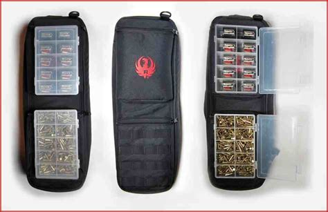 Ruger-Question Will The Ruger Takedown Bag Hold Bx25x2 Mags.